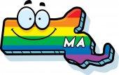 Cartoon Massachusetts Gay Marriage