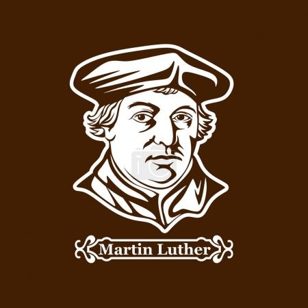 Martin Luther. Protestantism. Leaders of the Europ...