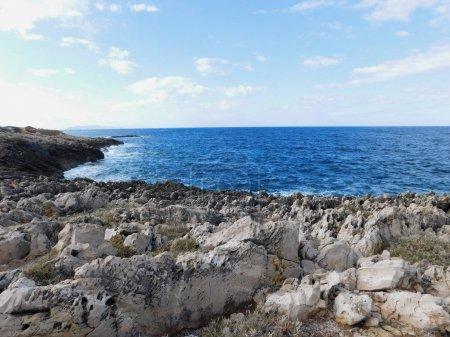 Photo pour Mer en plein air pendant la journée - image libre de droit