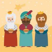 three kings of orient