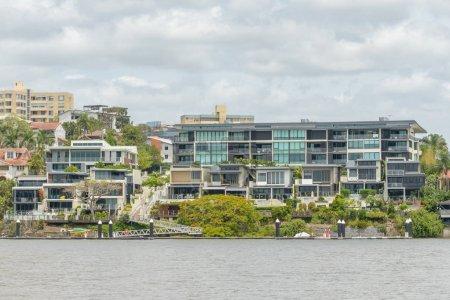 Modern residential accommodation
