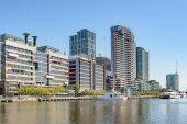 Victoria Harbour Promenade Melbourne