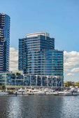 Victoria Harbour Promenade Melbourne.