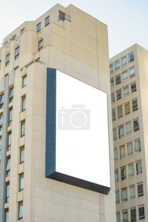 Large billboard lightbox