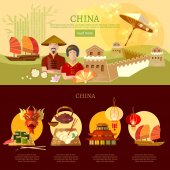 China infographics chinese traditions and culture