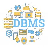 Round linear concept of DBMS