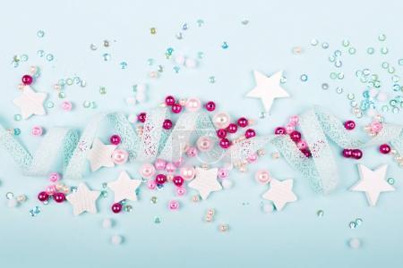 Stylish Frame border with cute decoration