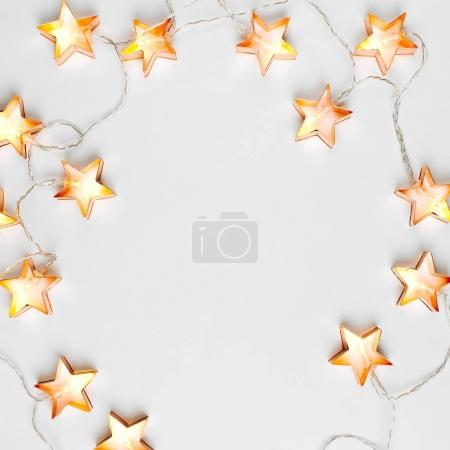 Star lights decoration