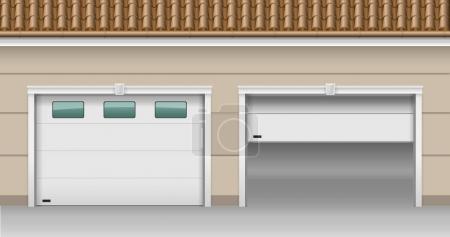Garage Lifting Gates