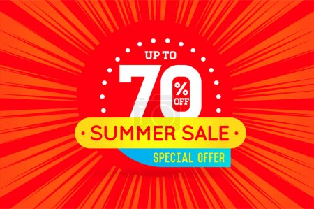 Sale Sign Banner Poster