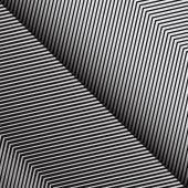 Diagonal Lines Pattern in Vector
