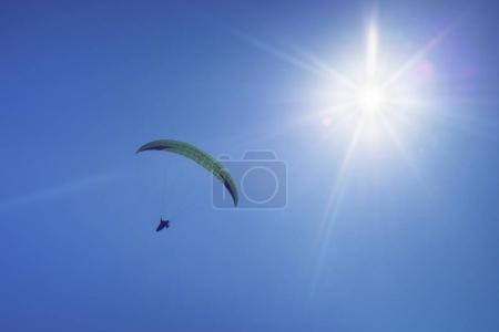 Heavenly Road for paragliding