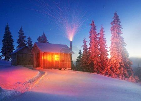 Refuges in winter travelers