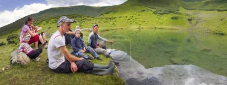 Gutsul Shepherds in the Carpathians