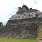Постер, плакат: Mayan Ruin Xunantunich in Belize
