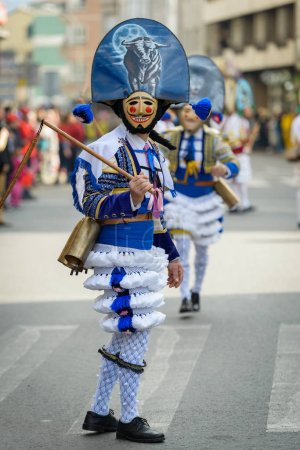 Carnival of Verin in Spain