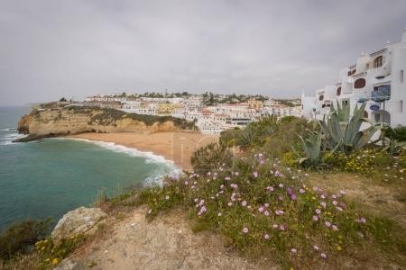 Praia de Carvoeiro, Algarve, Portugal