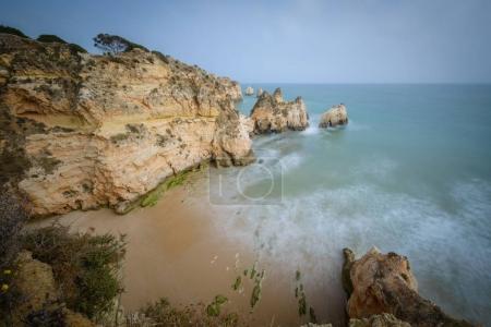 Praia de tres irmaos, Algarve, Portugal