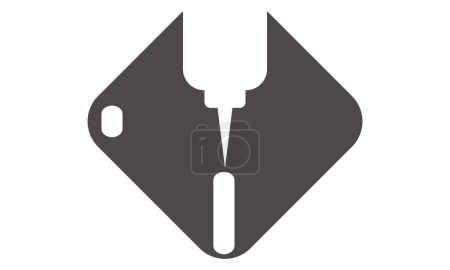 CNC Machinery Tool Logo