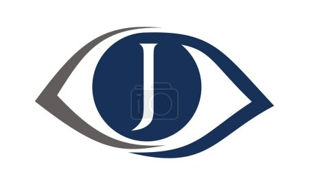 Eye Care Solutions Letter J