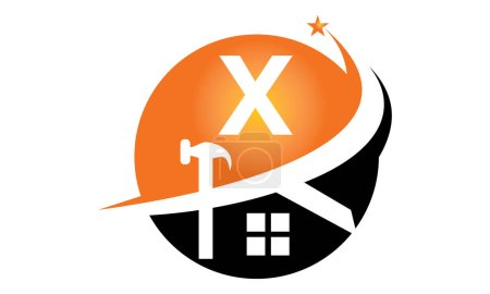 Restorations and Constructions Initial X