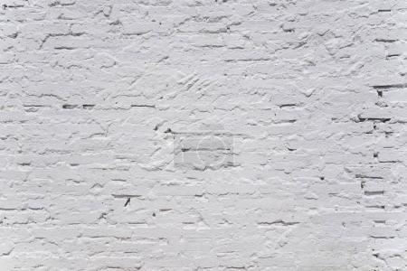 Foto de Fondo de pared de ladrillo blanco - Imagen libre de derechos