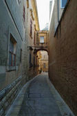 A view of old Mdina street