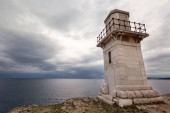Old lighthouse in Rovinj