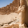 Statue at Queen Hatshepsut Temple, West Bank of th...