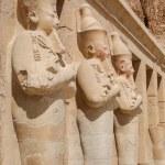 Pharoah's Statues Queen Hatshepsut Temple, West Ba...