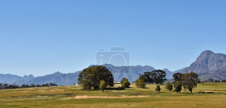 Hottentots Holland Mountains