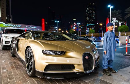 Дубай ОАЭ 14 февраля 2018