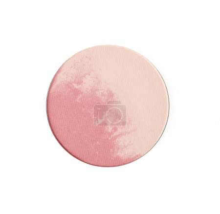 Luminous pink blush