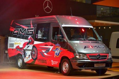 MercedesBenz Sprinter Podium