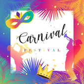 Mardi Gras Carnival Music Festival Masquerade poster invitation design Funfair parade funny tickets banners design with confetti musicians carnival mask crown Italian Carnival Netherlands Recife annual Carnival maracatu beats Indian