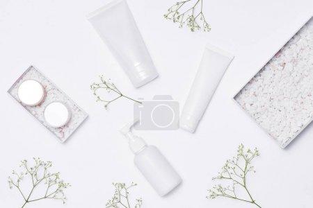 Cosmetics SPA branding mock-up