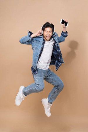 asian fashion male model