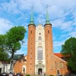 Gdansk, Poland - 7 May, 2015: Gdansk Oliwa Archcat...