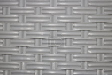 grey weaving pattern
