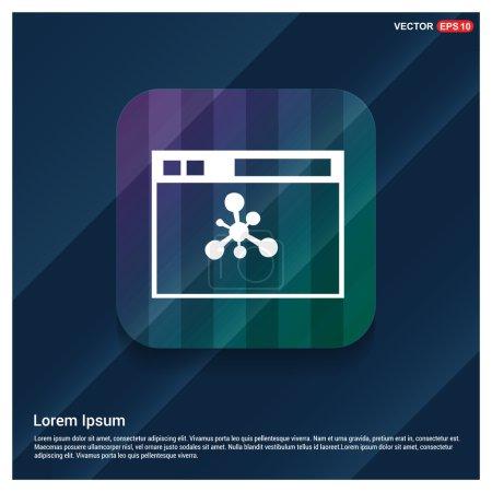 App window interface icon