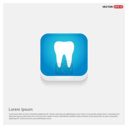 tooth medical icon