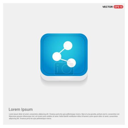 Molecule link icon