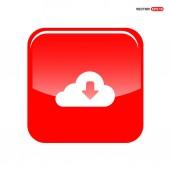 Cloud computing ikona