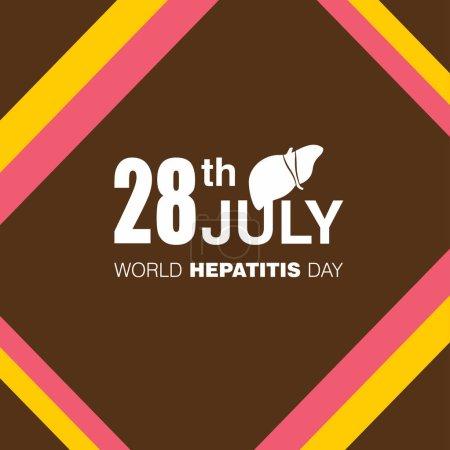 world hepatitis day banner