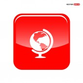 Svět Globus ikona
