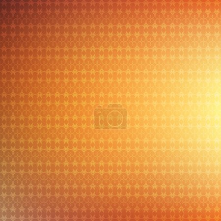 Illustration for Abstract pattern with gradient colors, vector illustration - Royalty Free Image
