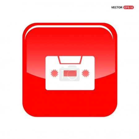 Music tape icon