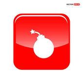 explosive bomb icon