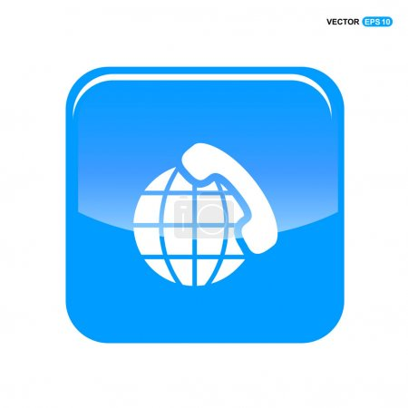 phone icon with receiver
