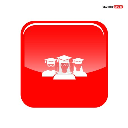 Graduate Students Icon